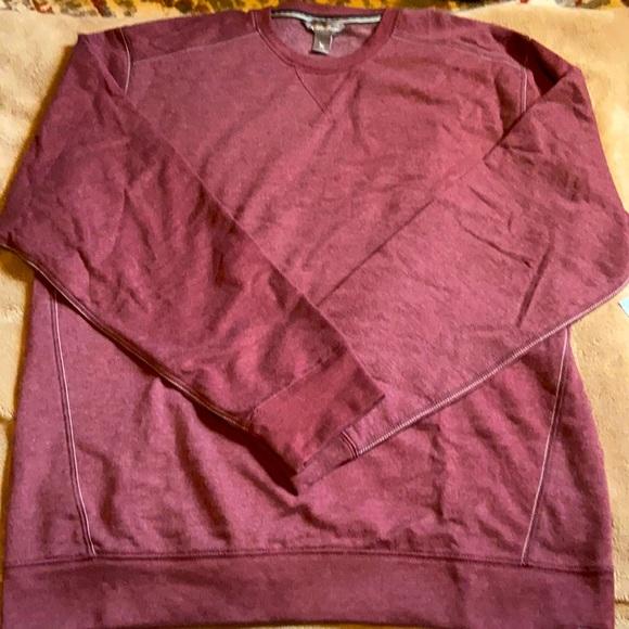 Eddie Bauer super soft sweatshirt. NWT. Size L